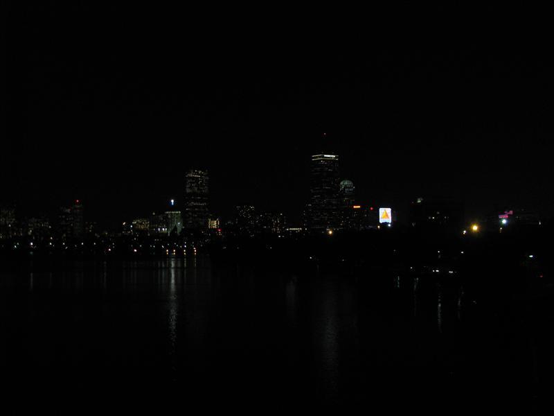 boston skyline nog maar eens