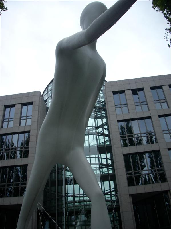 Allianz commissioned sculpture