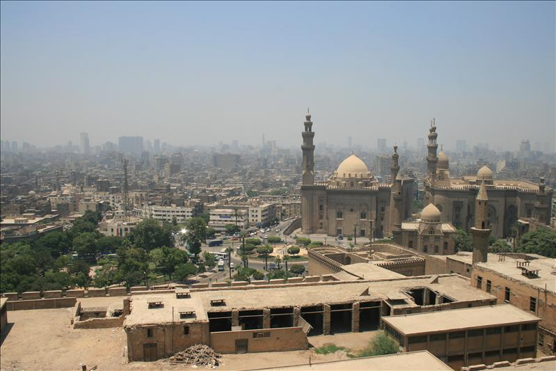 View of Cairo (3/4)