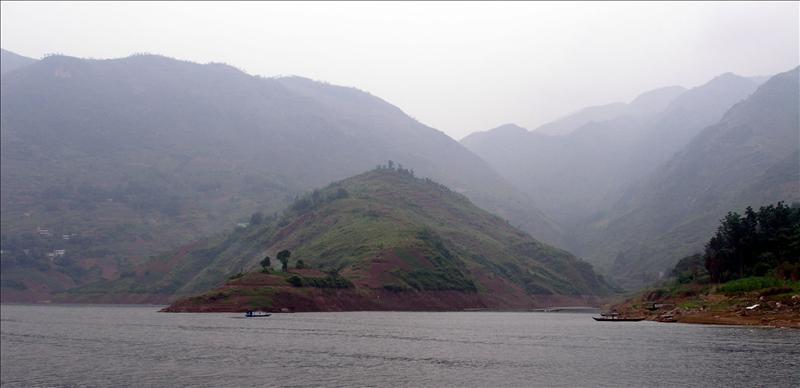Three Gorges sidetrip