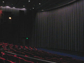 Cinerama- New Interior