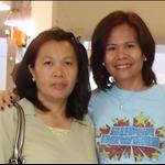 Liboh and I at Casuarina Square Darwin