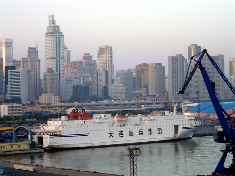 port of DALIAN (大連港口 ), CHINA