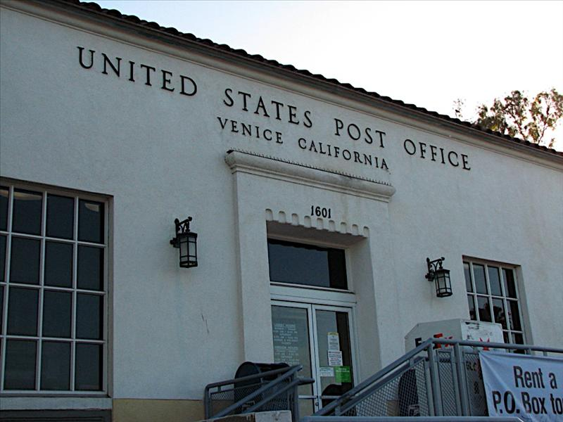 Venice Beach post Office