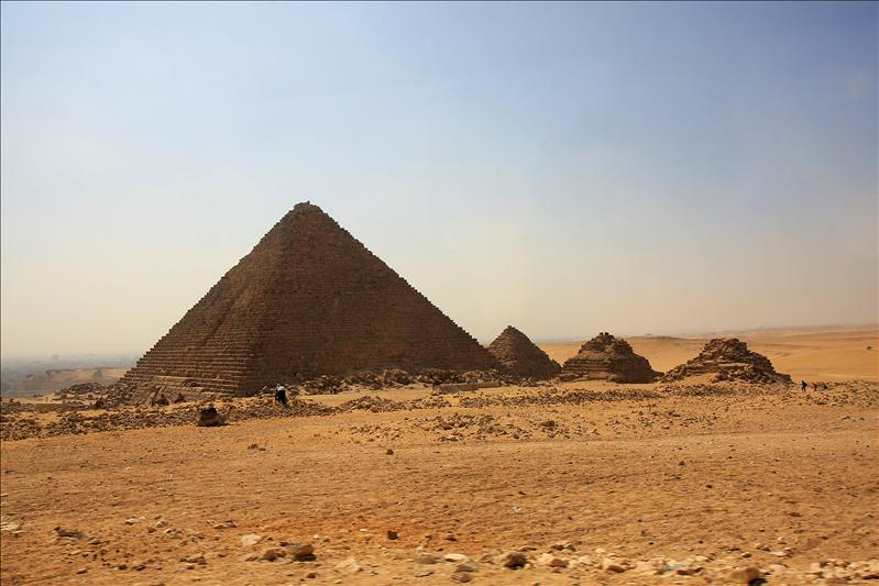 Pyramide van Mykerinos