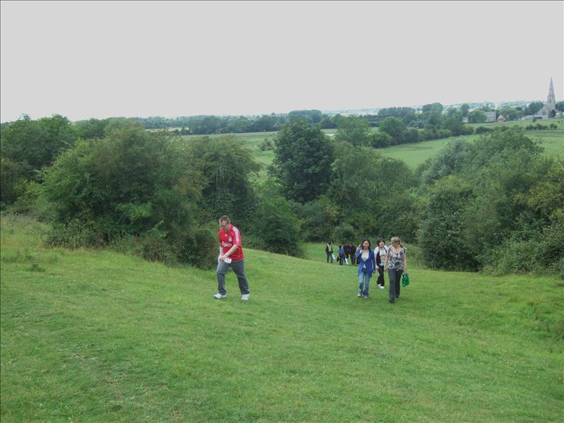 Walking to Clifton Reynes