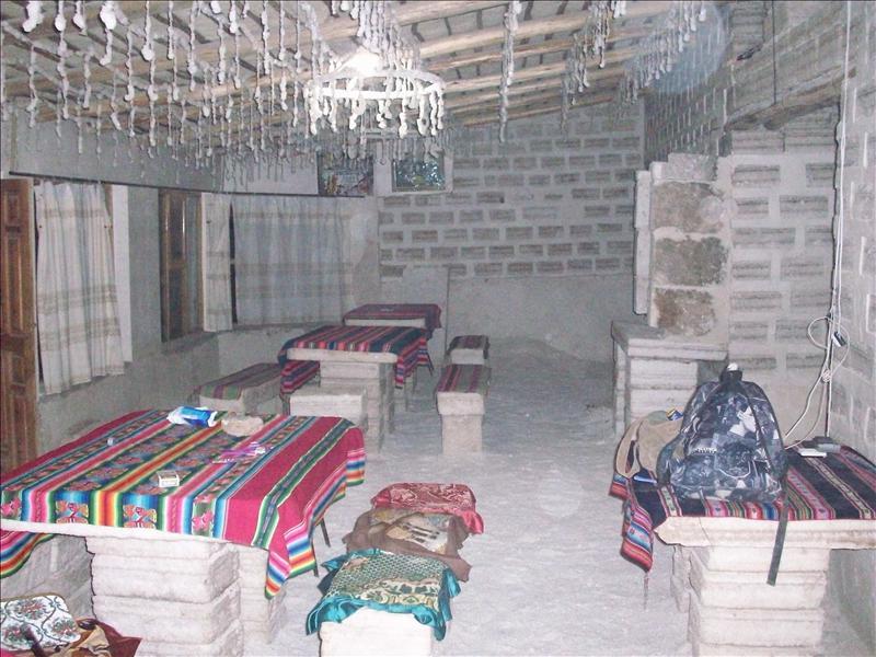 The salt hostel