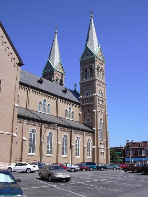 Padua Church was built in 1908