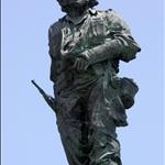 Che Guevara Memorial, Cuba, August 2008