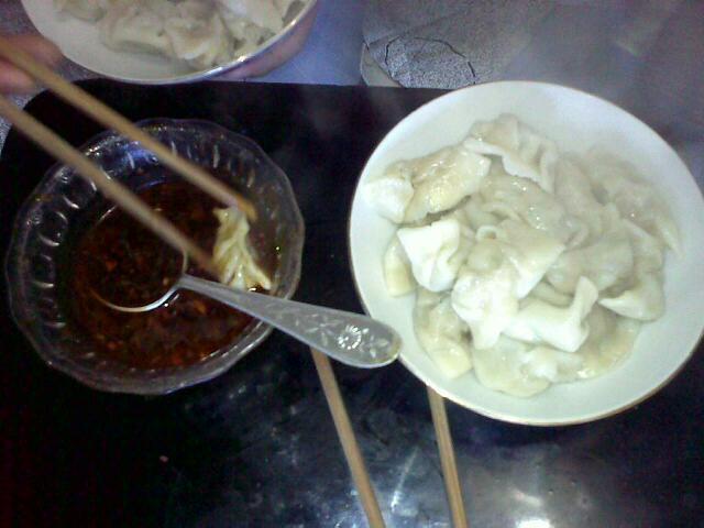 饺子  用手机拍摄 (爱拍网 http://ipai.cn/photologs/3636)