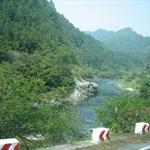 黟县去宏村的途中