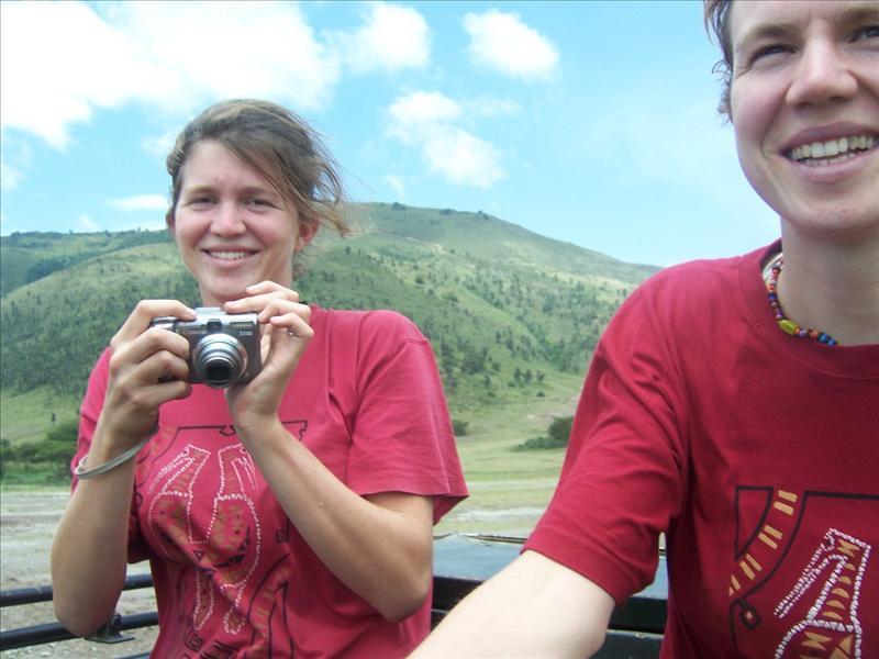 Elisa•Aline•safari•Ngorongoro