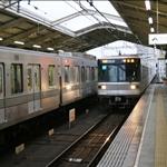 東京メトロ南千住站 Tokyo Metro Minamisenju station