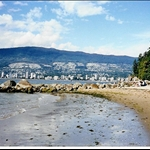 Third Beach, Stanley Park