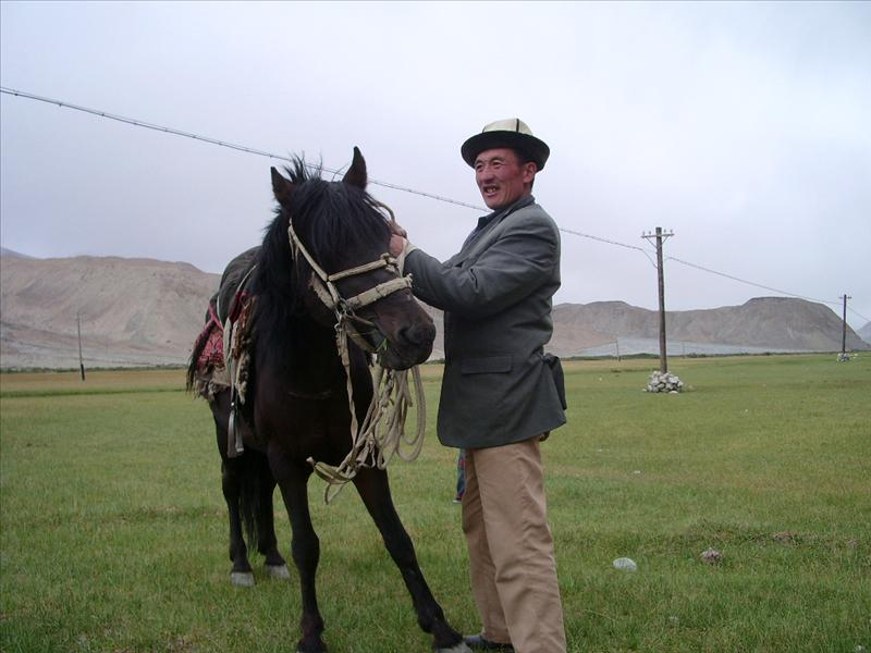 Horseman (China)