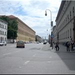 University of Munich promenade