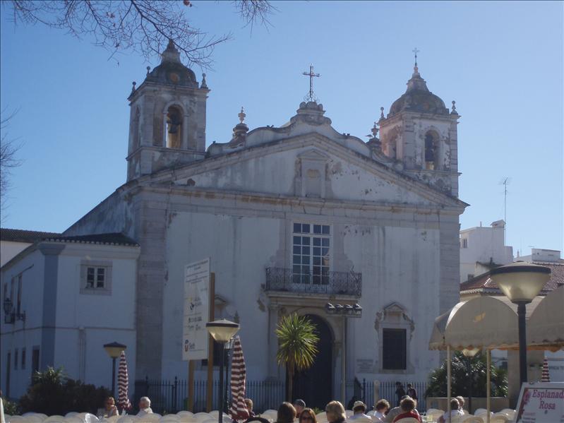 Church of Santa Maria, Lagos