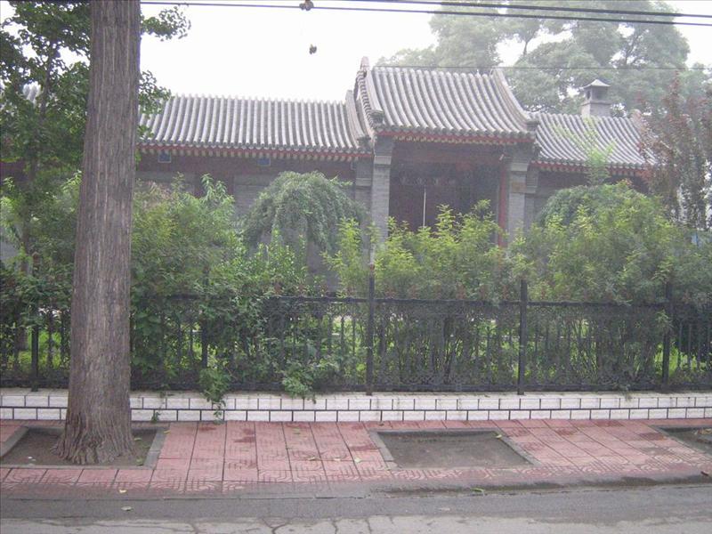 li jiacheng's  house