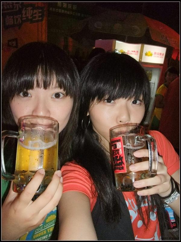 啤酒免費暢飲!!!