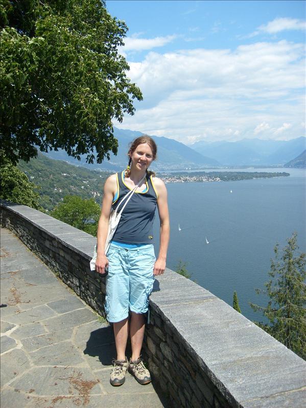 Aline•lago maggiore•2009