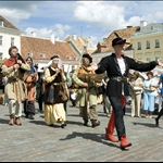 Folk Parade in Tallinn
