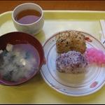 Toyoko Inn 飯團早餐
