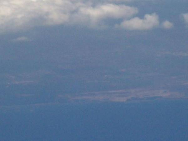 flying over Ohau