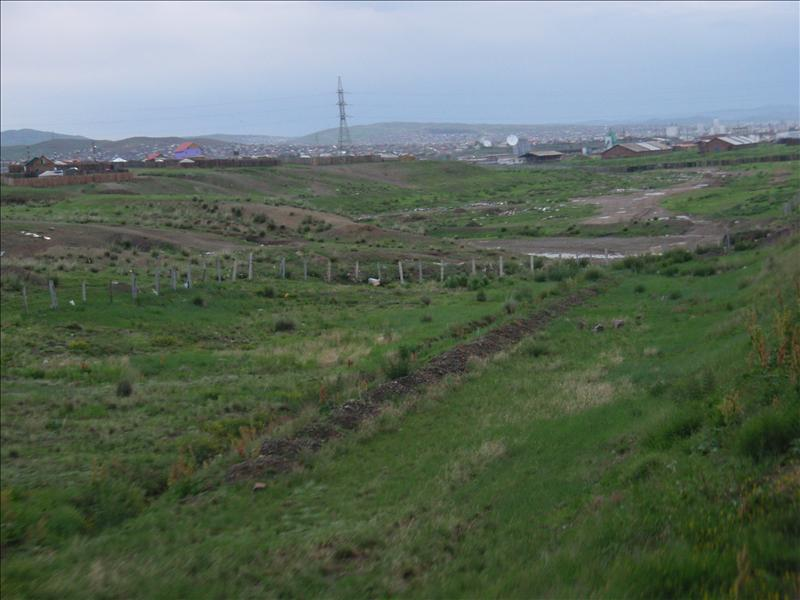 Outskirts of Ulaan Baatar