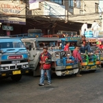 JEEPNEYS ON PARADE, BAGUIO