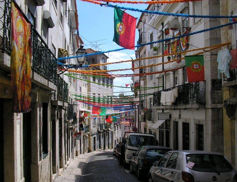 Lisbon prepares for the....