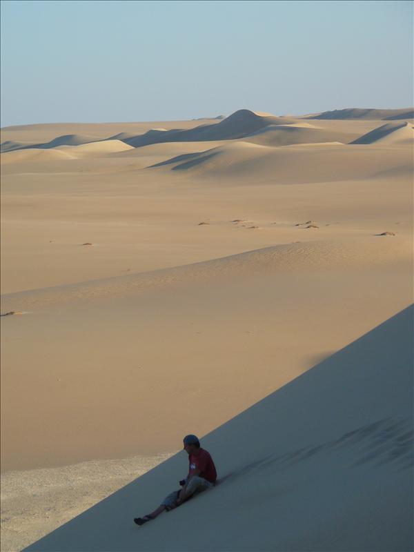 Siwa - Woestijn Peter 3