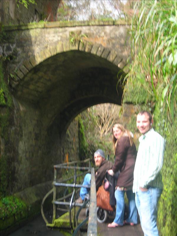 Brian, Derick and Lauren
