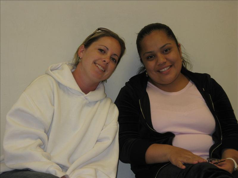 Kelly and Jessenia