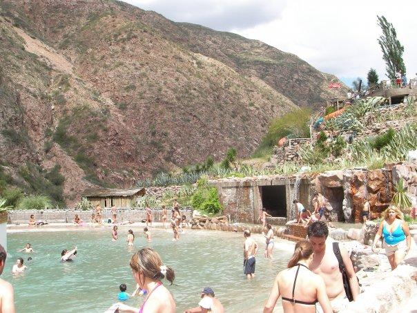 Cacheuta Thermal Pools
