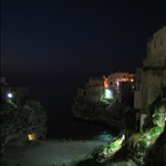 Polignano by night
