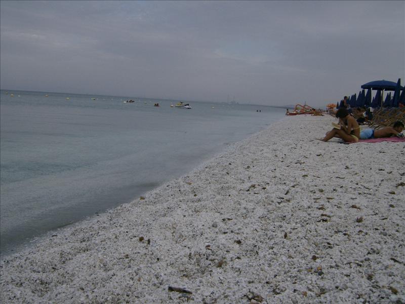 Beach Le Saline