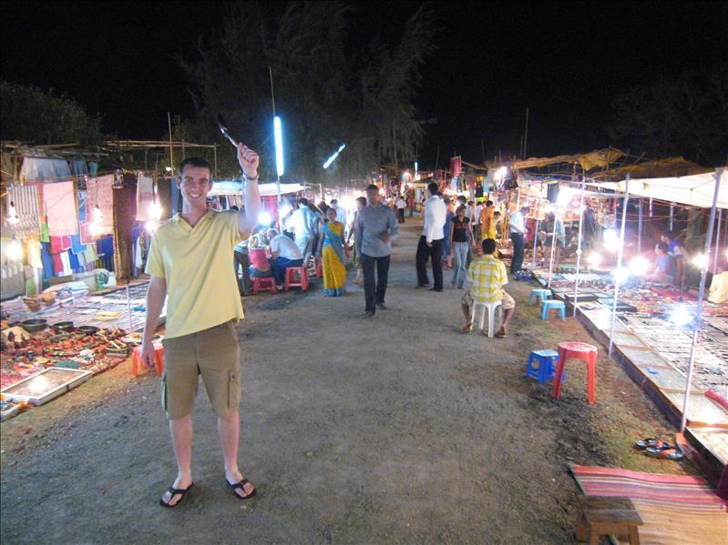 Mackies Night Bazaar