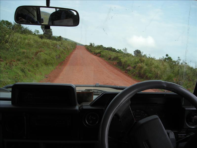 road•Ngorongoro