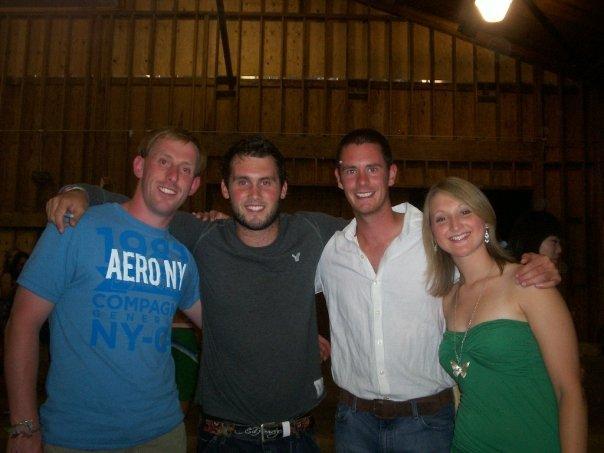 Luke, Me, Kev, Hannah