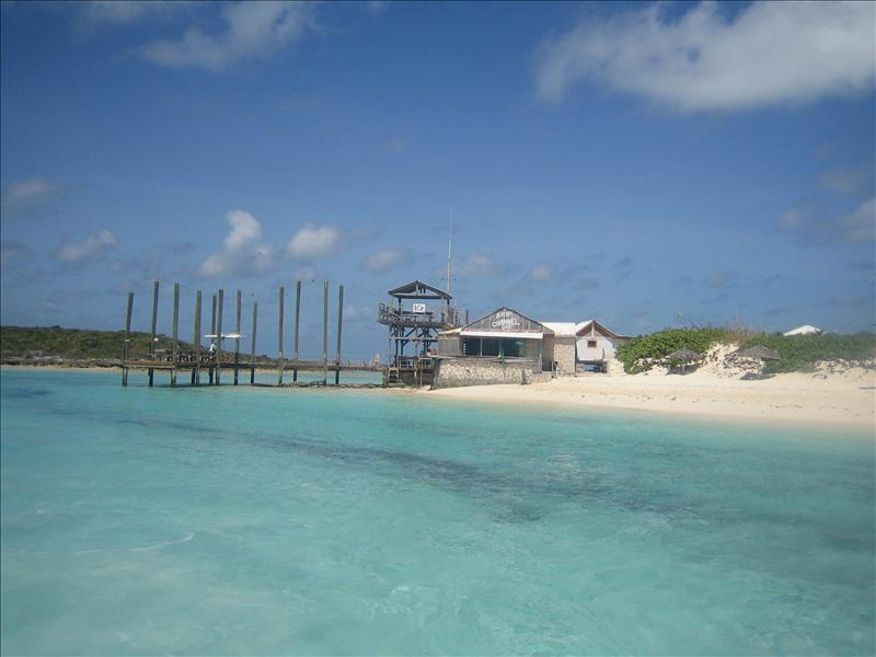 Ship Channel Cay on Exuma, Private Island