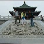興慶宮公園在交大北大門對面