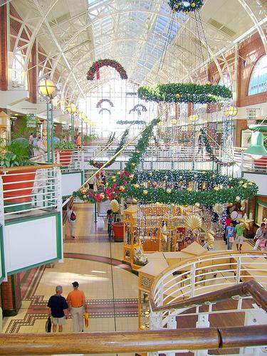V&A Mall