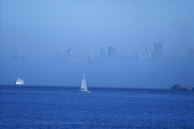 SF In the fog