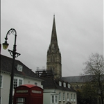 Walking tour through Salisbury