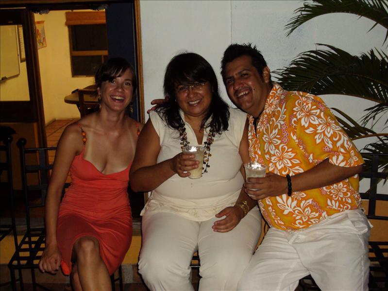 Claudia und Edgar, meine Gasteltern