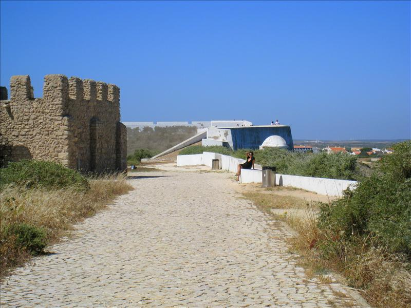 The Fortress of Sagres