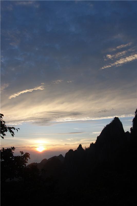 安徽黄山(China)