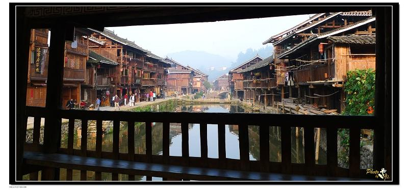 Zhaoxing Town---www.china-tour.cn