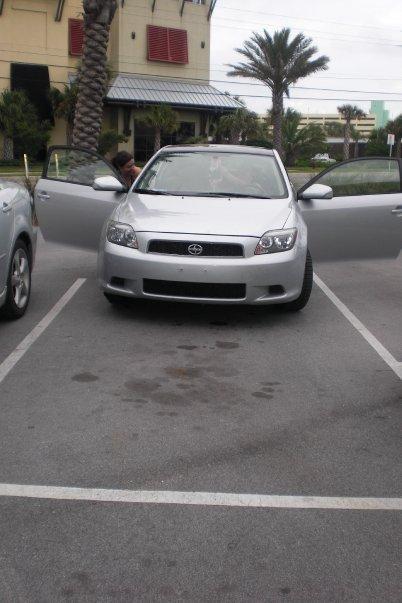 nice park job nessa lol