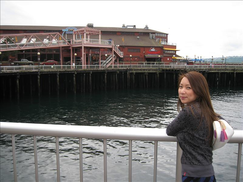 At the Pier in Seattle
